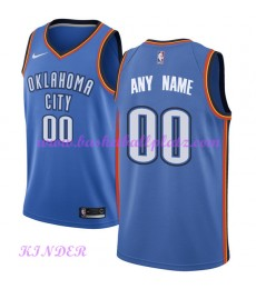 Oklahoma City Thunder NBA Trikot Kinder 2018-19 Icon Edition Basketball Trikots Swingman..