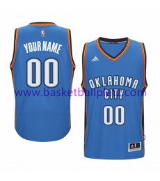 Oklahoma City Thunder Trikot Herren 15-16 Road Basketball Trikot Swingman
