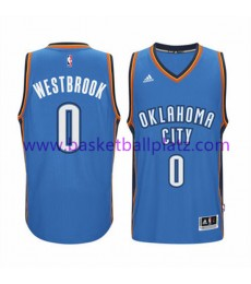 Oklahoma City Thunder Trikot Herren 15-16 Russell Westbrook 0# Road Basketball Trikot Swingman..