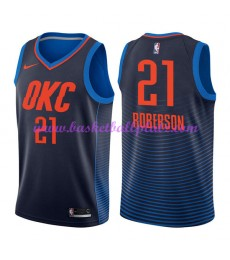 Oklahoma City Thunder Trikot Herren 2018-19 Andre Roberson 21# Statement Edition Basketball Trikots ..
