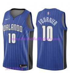 Orlando Magic NBA Trikot Kinder 2018-19 Evan Fournier 10# Icon Edition Basketball Trikots Swingman..