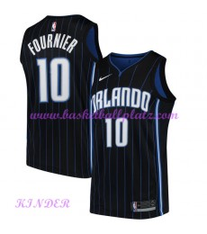 Orlando Magic NBA Trikot Kinder 2018-19 Evan Fournier 10# Statement Edition Basketball Trikots Swing..