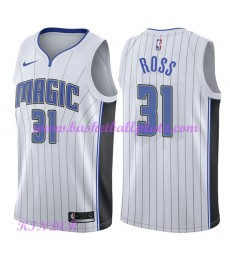 Orlando Magic NBA Trikot Kinder 2018-19 Terrence Ross 31# Association Edition Basketball Trikots Swi..