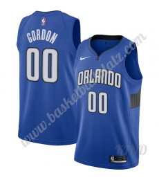 Orlando Magic Trikot Kinder 2019-20 Aaron Gordon 00# Blau Finished Statement Edition  NBA Trikots Sw..