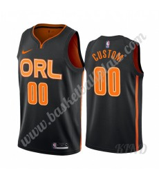 Orlando Magic Trikot Kinder 2019-20 Schwarz City Edition NBA Trikots Swingman..