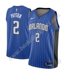 Orlando Magic Trikot Kinder 2019-20 Elfrid Payton 2# Blau Icon Edition NBA Trikots Swingman..