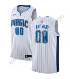 Orlando Magic Trikot Herren 2018-19 Association Edition Basketball Trikots NBA Swingman..