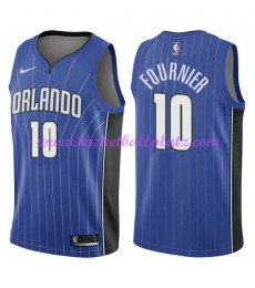 Orlando Magic Trikot Herren 2018-19 Evan Fournier 10# Icon Edition Basketball Trikots NBA Swingman..