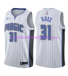 Orlando Magic Trikot Herren 2018-19 Terrence Ross 31# Association Edition Basketball Trikots NBA Swi..