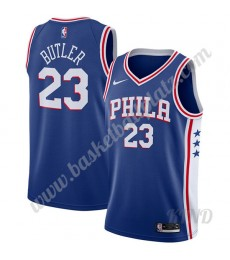 Philadelphia 76ers Trikot Kinder 2019-20 Jimmy Butler 23# Icon Edition NBA Trikots Swingman..