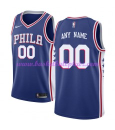 Philadelphia 76ers Trikot Herren 2018-19 Icon Edition Basketball Trikots NBA Swingman..