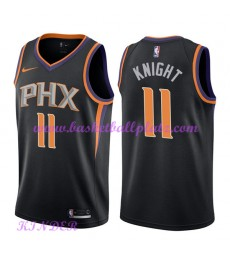 Phoenix Suns NBA Trikot Kinder 2018-19 Brandon Knight 11# Statement Edition Basketball Trikots Swing..