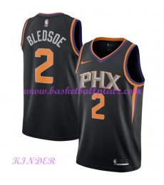 Phoenix Suns NBA Trikot Kinder 2018-19 Eric Bledsoe 2# Statement Edition Basketball Trikots Swingman..