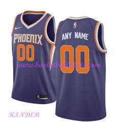 Phoenix Suns NBA Trikot Kinder 2018-19 Icon Edition Basketball Trikots Swingman..