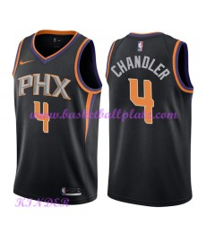 Phoenix Suns NBA Trikot Kinder 2018-19 Tyson Chandler 4# Statement Edition Basketball Trikots Swingm..