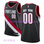 Portland Trail Blazers NBA Trikot Kinder 2018-19 Icon Edition Basketball Trikots Swingman