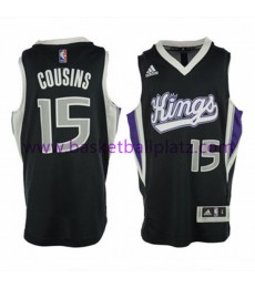 Sacramento Kings Trikot Kinder 15-16 DeMarcus Cousins 15# Alternate Basketball Trikot Swingman..