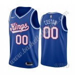 Sacramento Kings Trikot Kinder 2019-20 Blau Classics Edition NBA Trikots Swingman