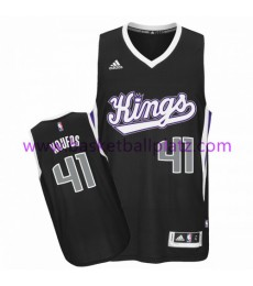 Sacramento Kings Trikot Herren 15-16 Kosta Koufos 41# Alternate Basketball Trikot Swingman