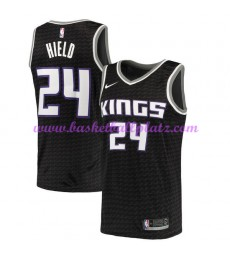 Sacramento Kings Trikot Herren 2018-19 Buddy Hield 24# Statement Edition Basketball Trikots NBA Swin..