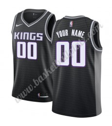 Sacramento Kings Trikot Herren 2018-19 Statement Edition Basketball Trikots NBA Swingman..