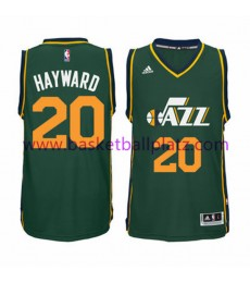 Utah Jazz Trikot Herren 15-16 Gordon Hayward 20# Alternate Basketball Trikot Swingman..