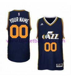 Utah Jazz Trikot Herren 15-16 Road Basketball Trikot Swingman