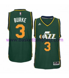Utah Jazz Trikot Herren 15-16 Trey Burke 3# Alternatre Basketball Trikot Swingman