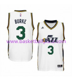 Utah Jazz Trikot Herren 15-16 Trey Burke 3# Home Basketball Trikot Swingman