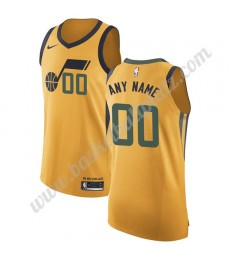 Utah Jazz Trikot Herren 2018-19 Statement Edition Basketball Trikots NBA Swingman..