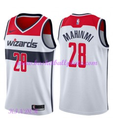 Washington Wizards NBA Trikot Kinder 2018-19 Ian Mahinmi 28# Association Edition Basketball Trikots ..