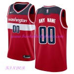 Washington Wizards NBA Trikot Kinder 2018-19 Icon Edition Basketball Trikots Swingman