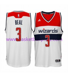 Washington Wizards Trikot Herren 15-16 Bradley Beal 3# Home Basketball Trikot Swingman