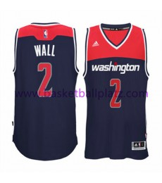 Washington Wizards Trikot Herren 15-16 John Wall 2# Alternate Basketball Trikot Swingman..
