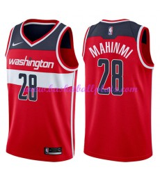 Washington Wizards Trikot Herren 2018-19 Ian Mahinmi 28# Icon Edition Basketball Trikots NBA Swingma..