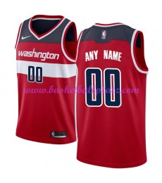 Washington Wizards Trikot Herren 2018-19 Icon Edition Basketball Trikots NBA Swingman..