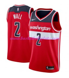 Washington Wizards Trikot Herren 2018-19 John Wall 2# Icon Edition Basketball Trikots NBA Swingman..