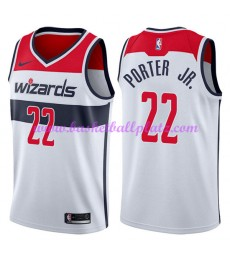 Washington Wizards Trikot Herren 2018-19 Otto Porter Jr. 22# Association Edition Basketball Trikots ..