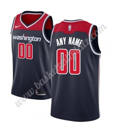 Washington Wizards Trikot Herren 2018-19 Statement Edition Basketball Trikots NBA Swingman..