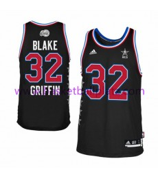 West All Star Game Trikot Herren 2015 Blake Griffin 32# Basketball Trikot Swingman..
