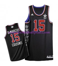West NBA All Star Game Trikot Herren 2015 Demarcus Cousins 15# Basketball Trikots Swingman..