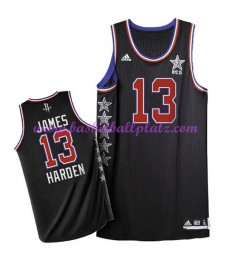 West NBA All Star Game Trikot Herren 2015 James Harden 13# Basketball Trikots Swingman
