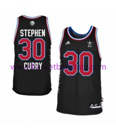 West All Star Game Trikot Herren 2015 Stephen Curry 30# NBA Basketball Trikot Swingman