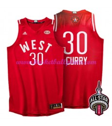 West NBA All Star Game Trikot Herren 2016 Stephen Curry 30# Basketball Trikots Swingman
