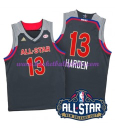 West NBA All Star Game Trikot Herren 2017 James Harden 13# Basketball Trikots Swingman..