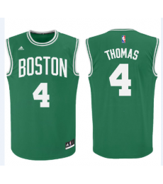 Boston Celtics Trikot Herren 15-16 Isaiah Thomas 4# Road Basketball Trikot Swingman..