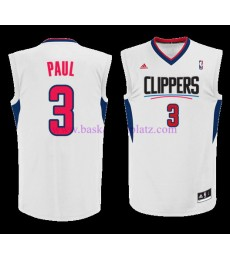 Los Angeles Clippers Trikot Herren 15-16 Chris Paul 3# Home Basketball Trikot Swingman