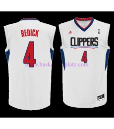 Los Angeles Clippers Trikot Herren 15-16 J.J. Redick 4# Home Basketball Trikot Swingman