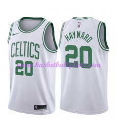 Boston Celtics Trikot Herren 2018-19 Gordon Hayward 20# Association Edition Basketball Trikots NBA S..