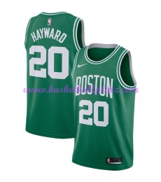 Boston Celtics Trikot Herren 2018-19 Gordon Hayward 20# Icon Edition Basketball Trikots NBA Swingman..
